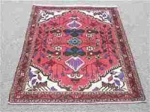 Hand Woven Persian Hamadan Rug 5x3