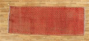 Handmade Mir Design Persian Runner Rug 3x8