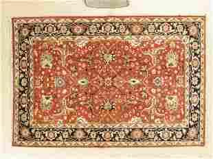 All Over Design Serapi Rug 6x9