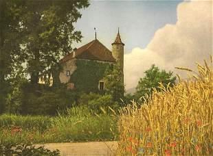 Jean Gaberell: Castle of Thielle