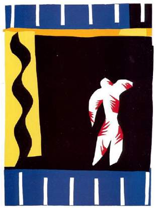 Matisse: The Fall of Icarus