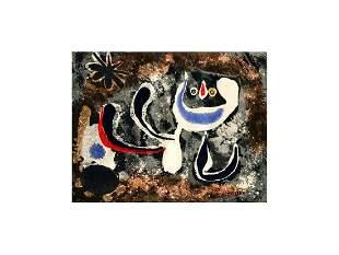 Joan Miro: Untitled
