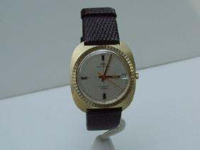 Vintage 14K Movado Kingmatic ms-360 Wristwatch