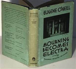 Mourning Becomes Electra, A Trilogy