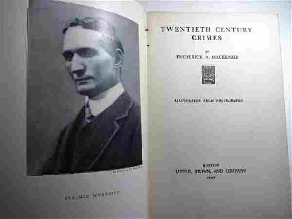 1927 Twentieth Century Crimes