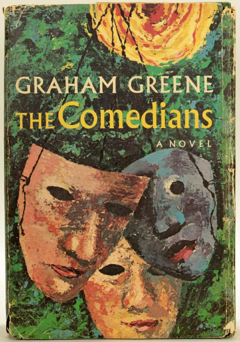The Comedians, Graham Greene, First Edition