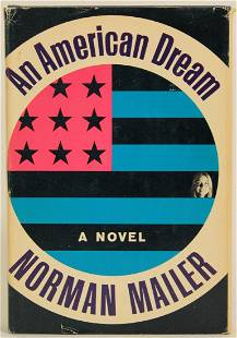 An American Dream, Mailer, First Edition