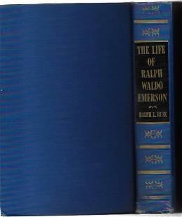 The Life of Ralph Waldo Emerson