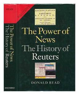 The Power of News: History of Reuters 1849-1989