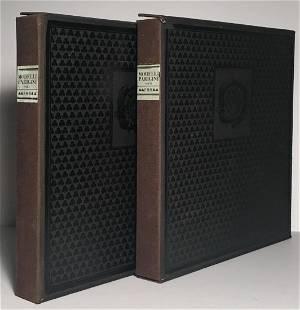 Modelli Parigini, Volumes 1 & 2