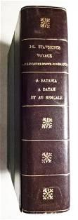 1768 Voyage to Bengal and Batavia Esperance