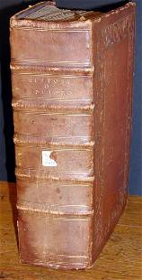 Chronicle, Meere History of the Affayres of England