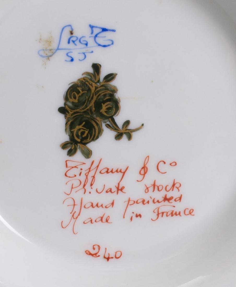 Pair of Tiffany Porcelain Cache Pots - 5