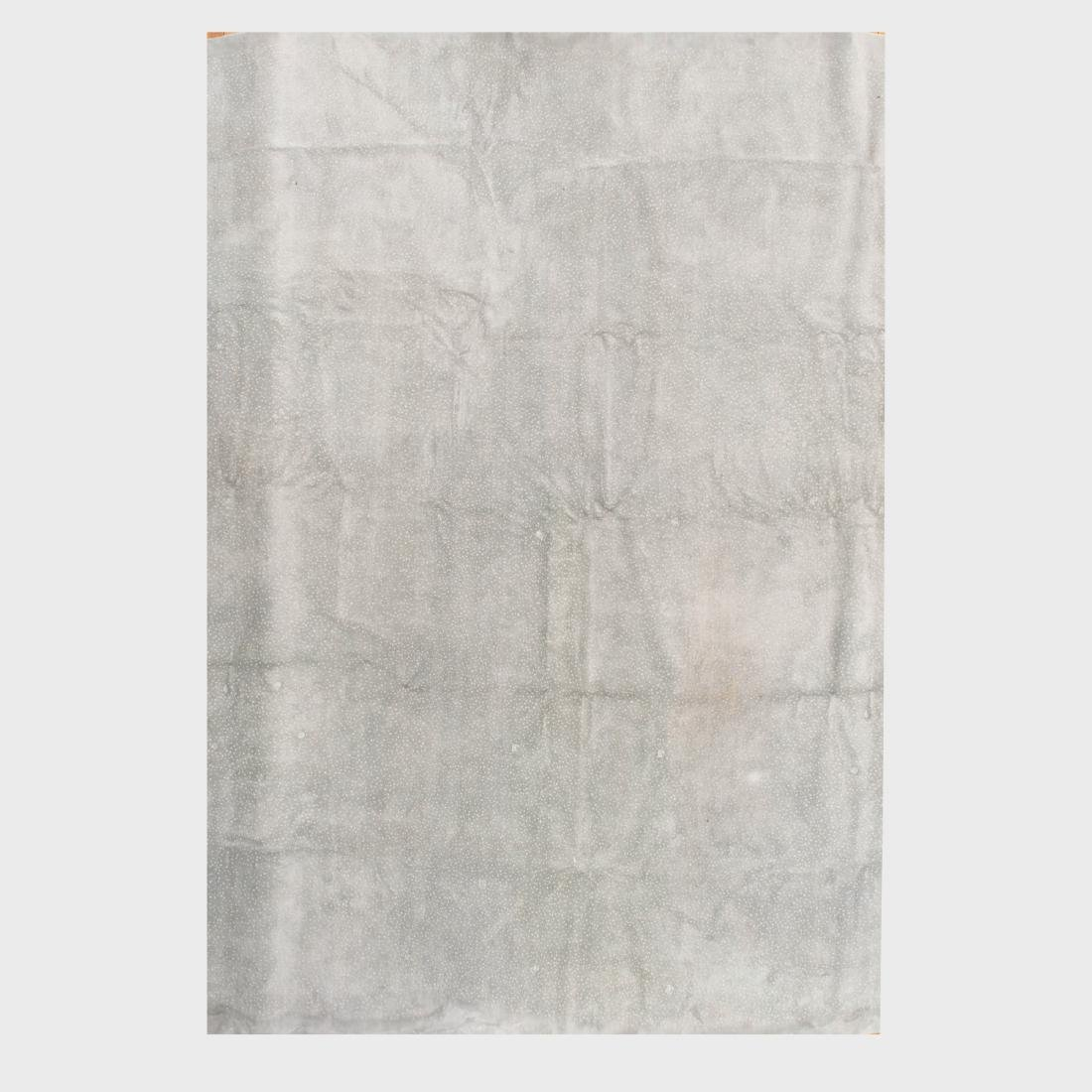 Modern Silk and Wool Carpet