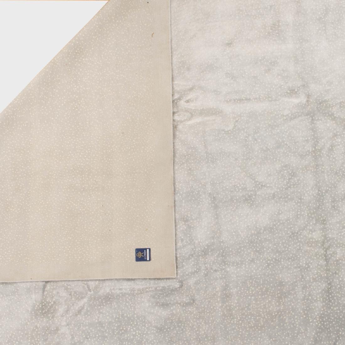 Modern Silk and Wool Carpet - 2