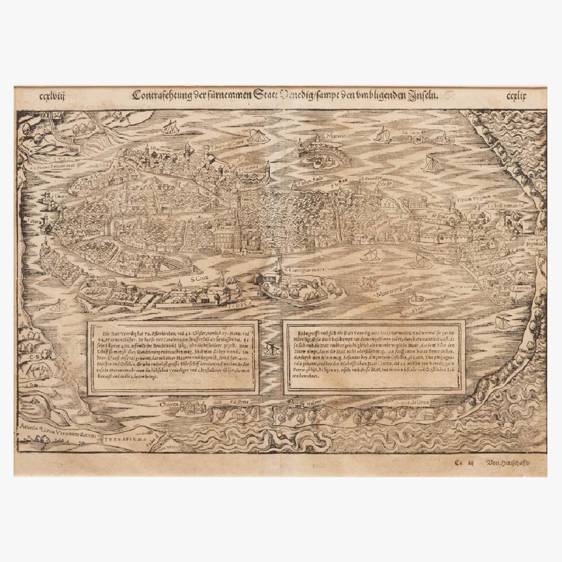 Christoph Stimmer (1490-1562): Veduta Prospetica di - 2