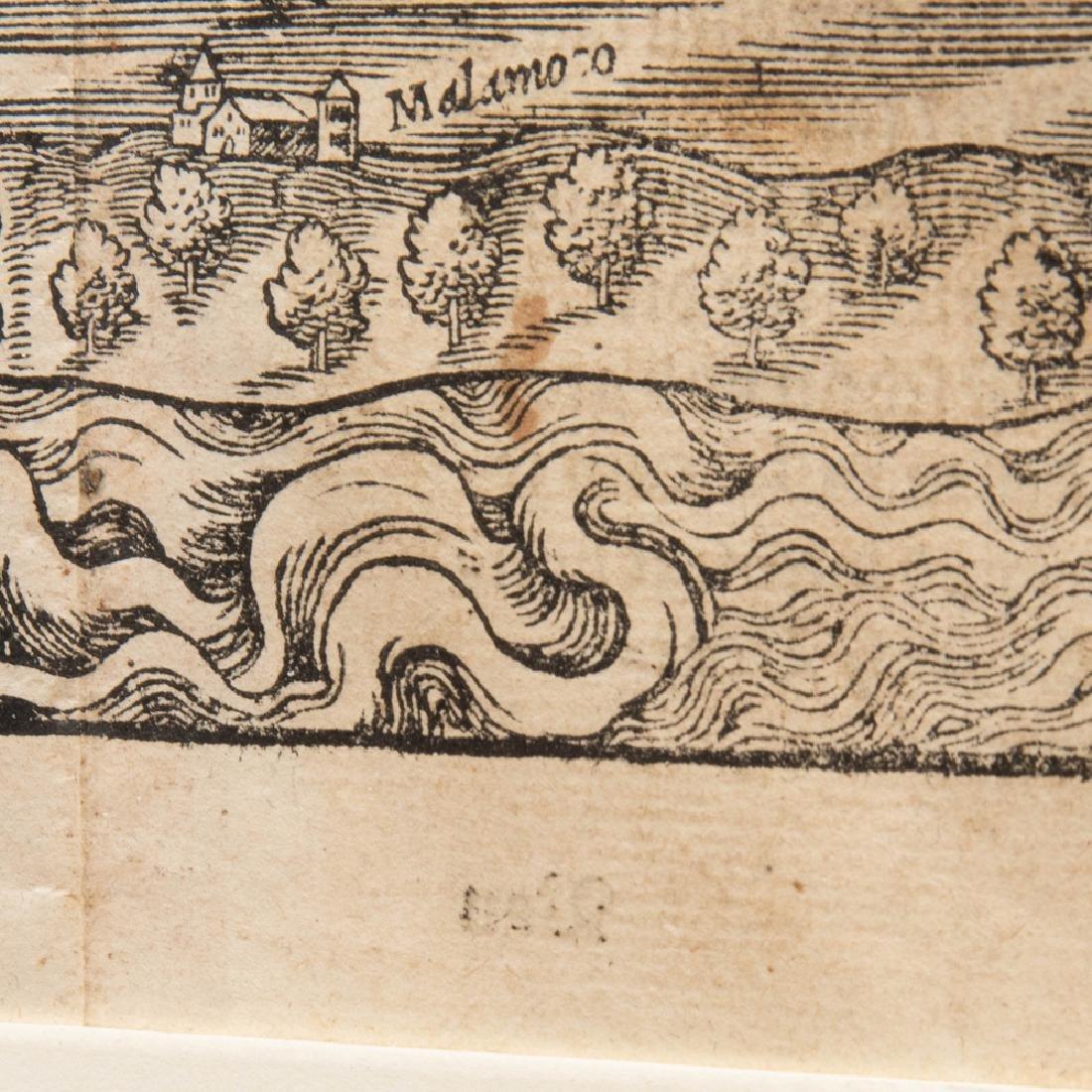 Christoph Stimmer (1490-1562): Veduta Prospetica di - 3