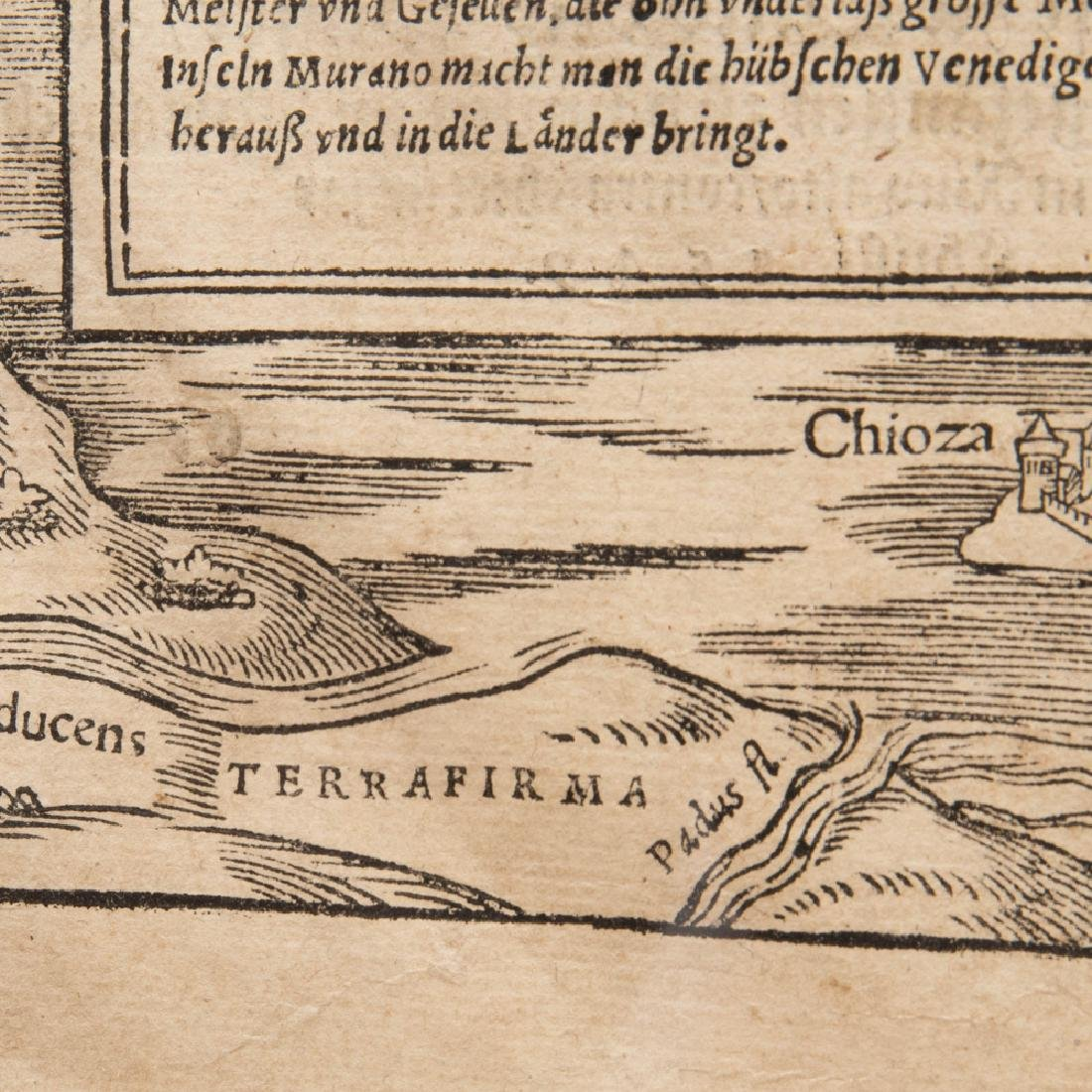 Christoph Stimmer (1490-1562): Veduta Prospetica di - 4
