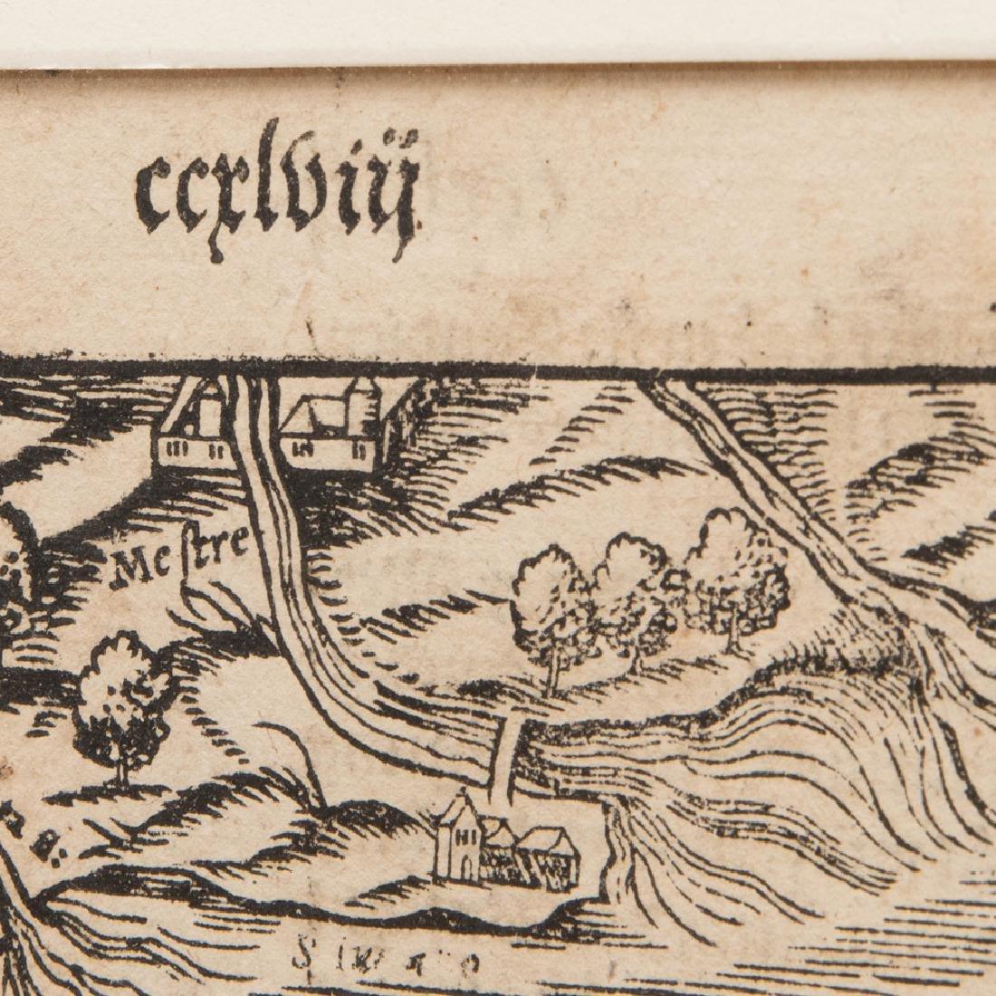 Christoph Stimmer (1490-1562): Veduta Prospetica di - 5
