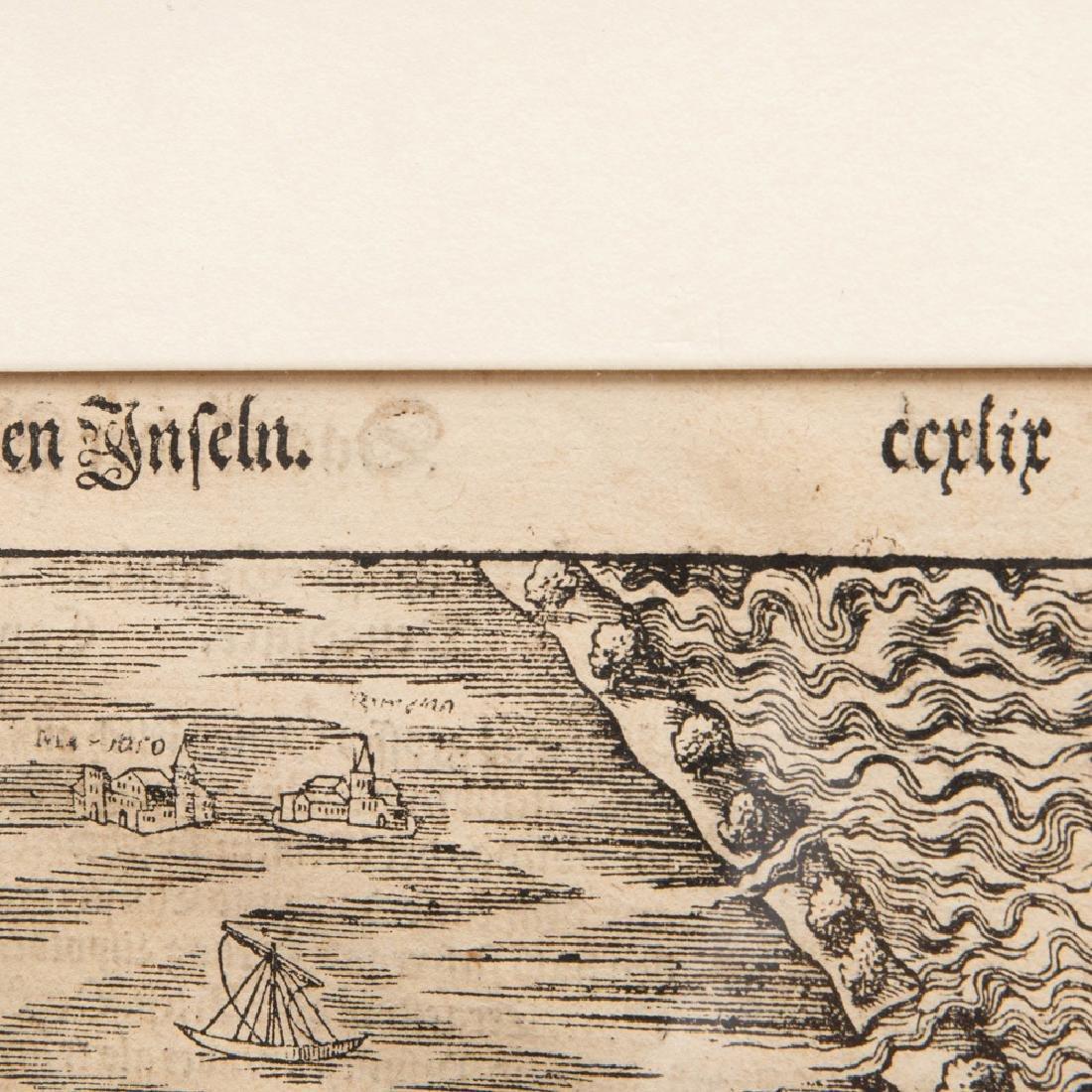 Christoph Stimmer (1490-1562): Veduta Prospetica di - 6