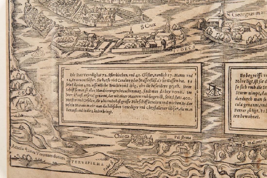 Christoph Stimmer (1490-1562): Veduta Prospetica di - 7