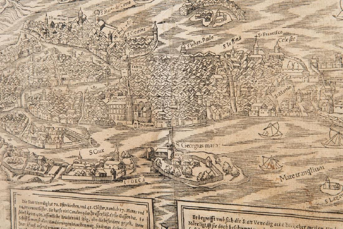 Christoph Stimmer (1490-1562): Veduta Prospetica di - 9