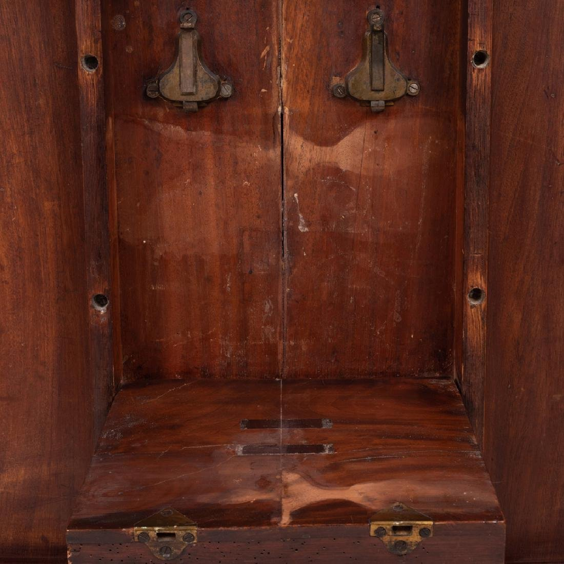 Regency Style Mahogany, Ebony and Boxwood Strung - 6