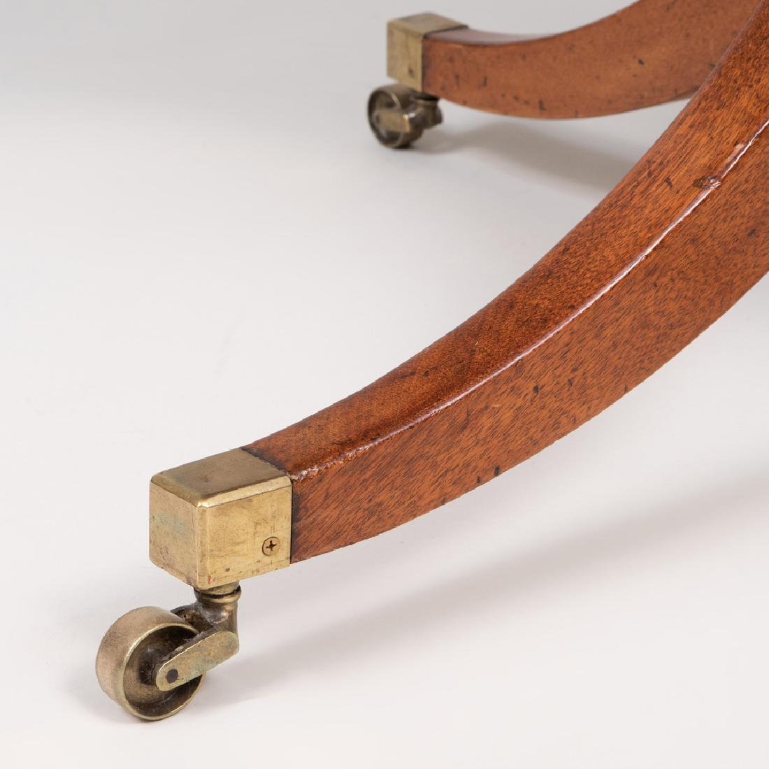 Regency Style Mahogany, Ebony and Boxwood Strung - 7