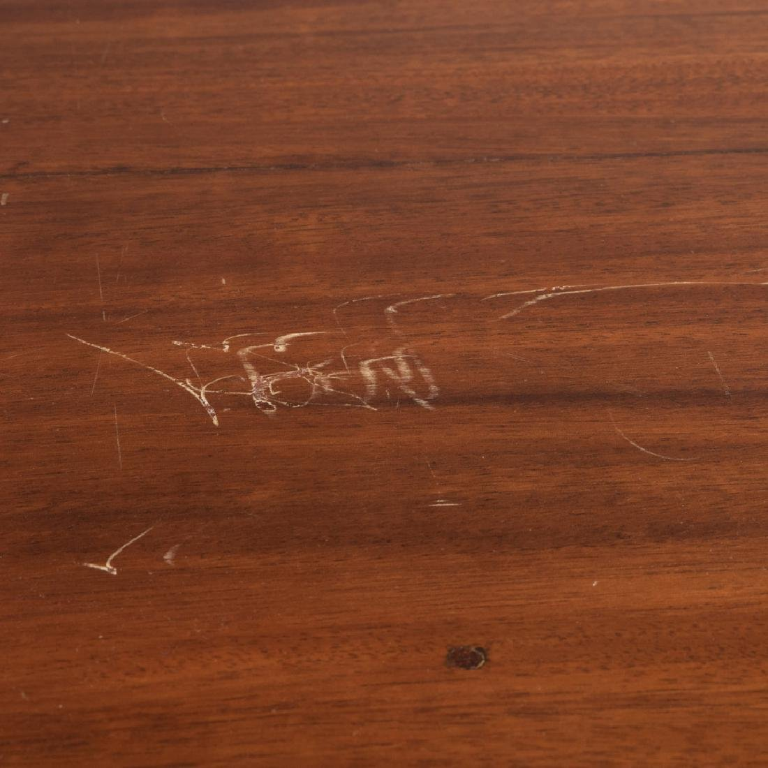 Regency Style Mahogany, Ebony and Boxwood Strung - 8
