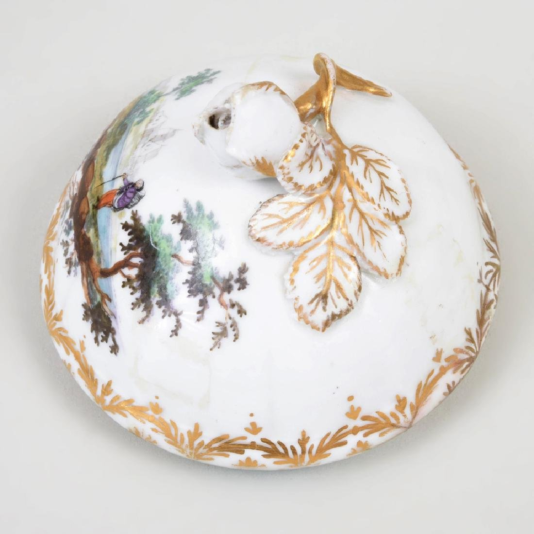 Royal Copenhagen Porcelain Coffee Pot and Cover - 7