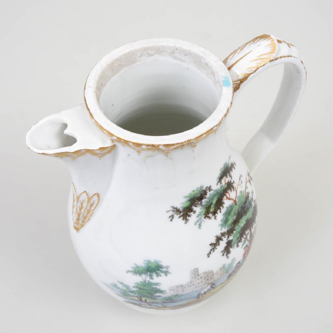 Royal Copenhagen Porcelain Coffee Pot and Cover - 8