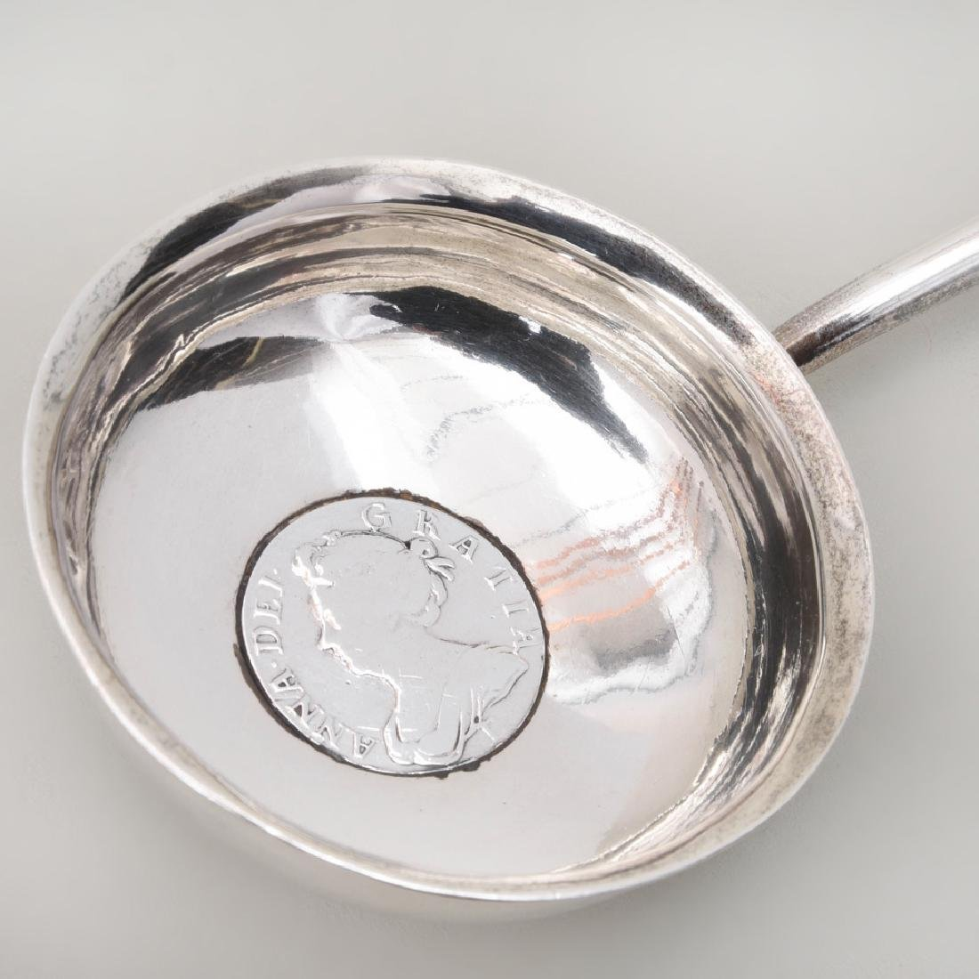 George III Silver Toddy Ladle - 5