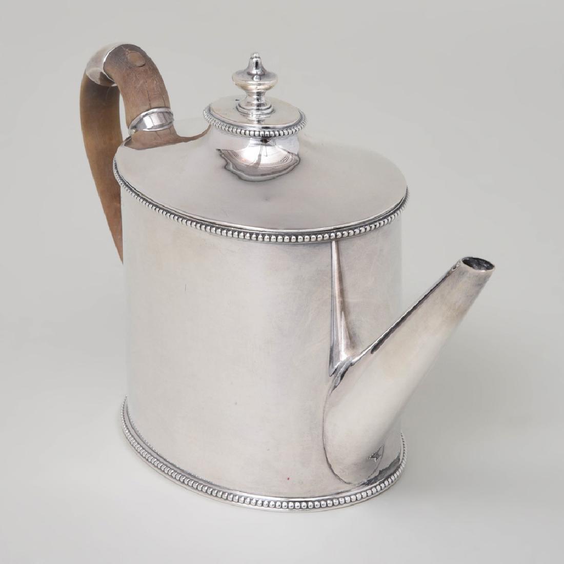 George III Silver Argyle - 2