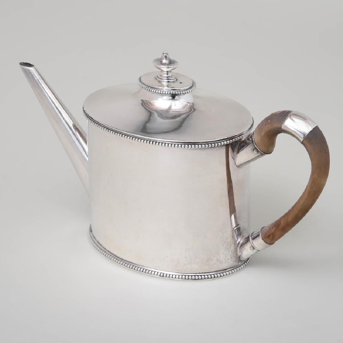 George III Silver Argyle - 3