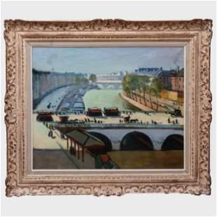 French School: Le Pont Neuf