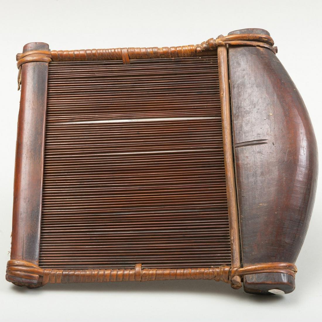 West African Wooden Slip Loom, Possibly Baule or