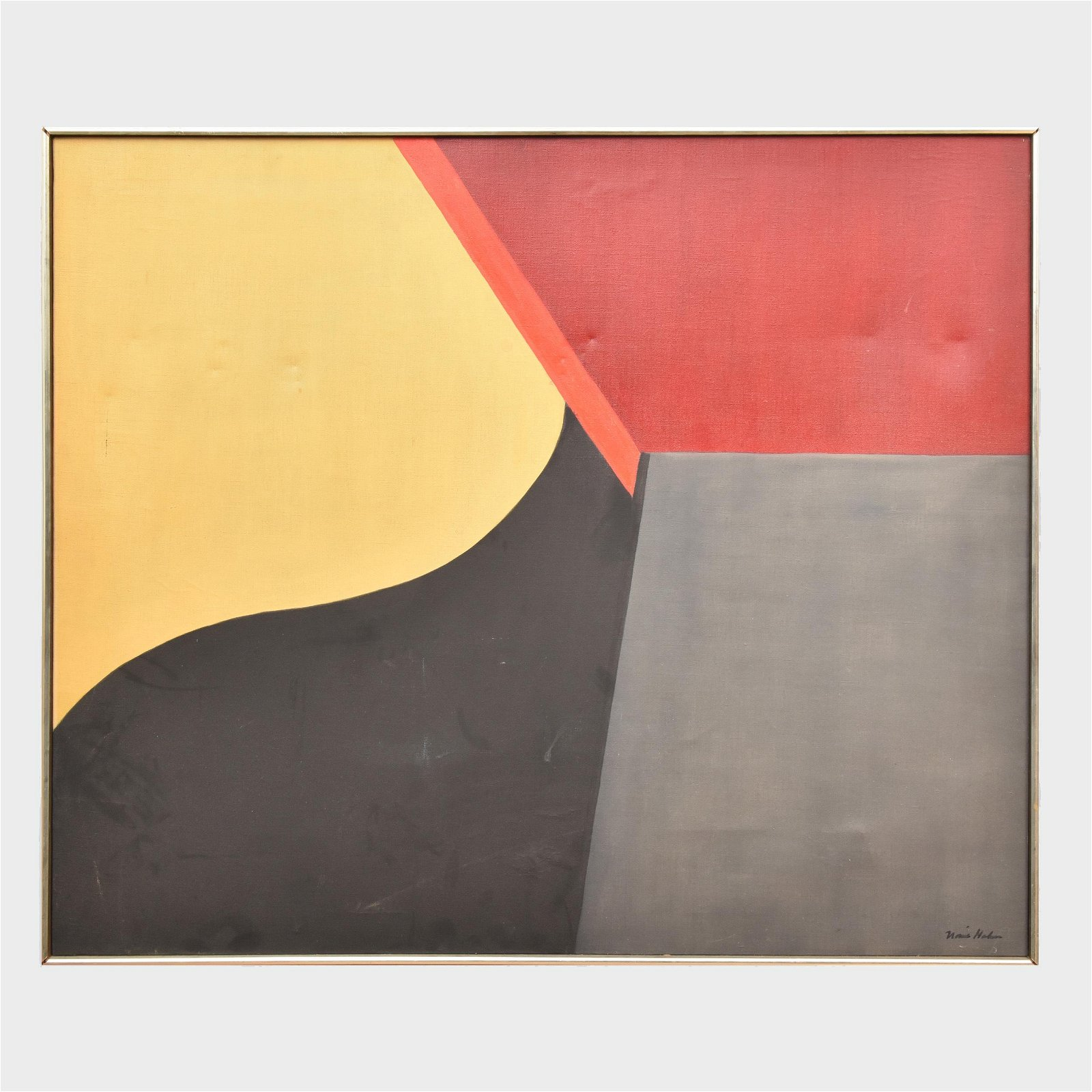 Nanette Hahn: Curtain Rising