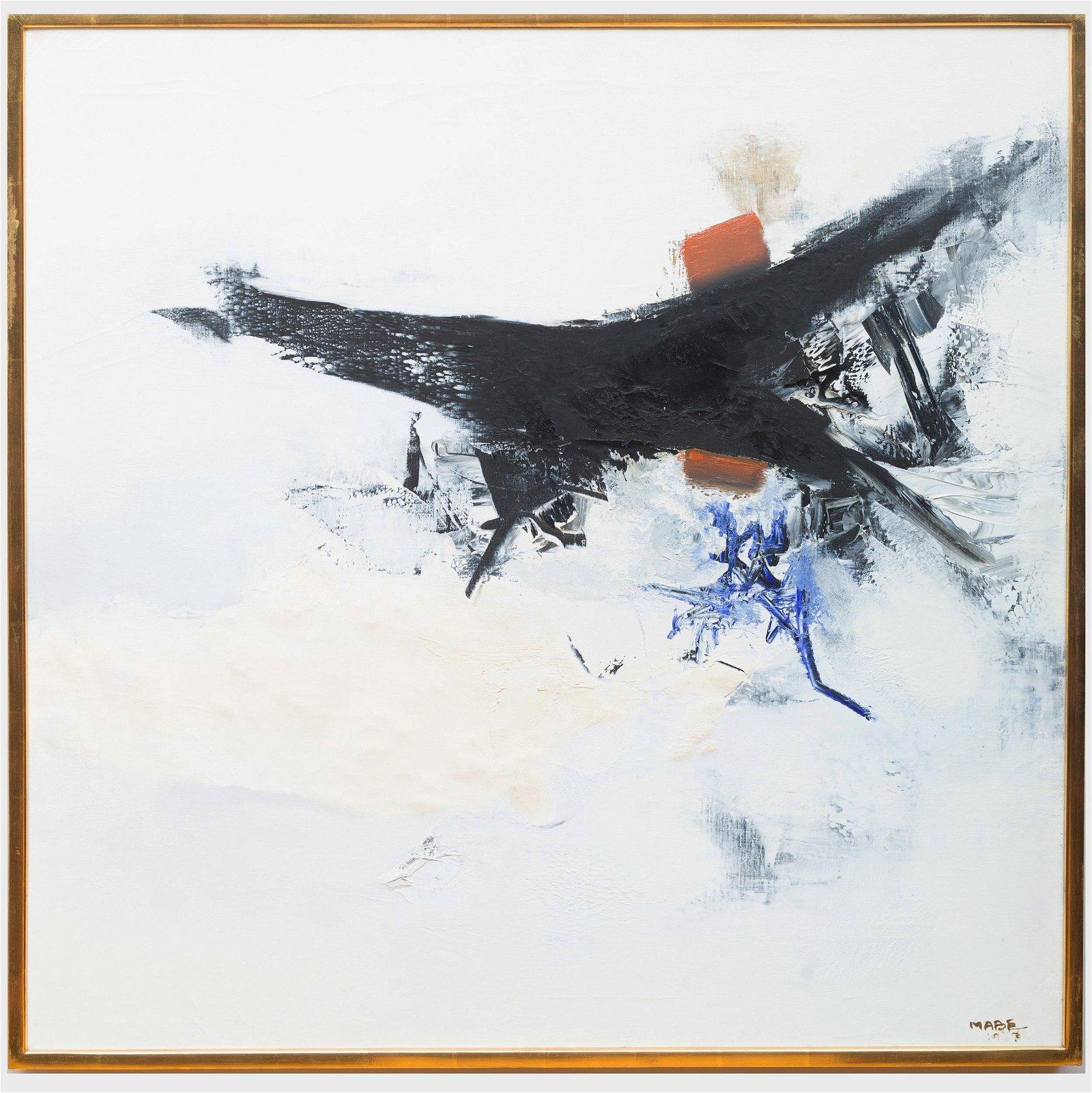 Manabu Mabe (1924-1997): Untitled