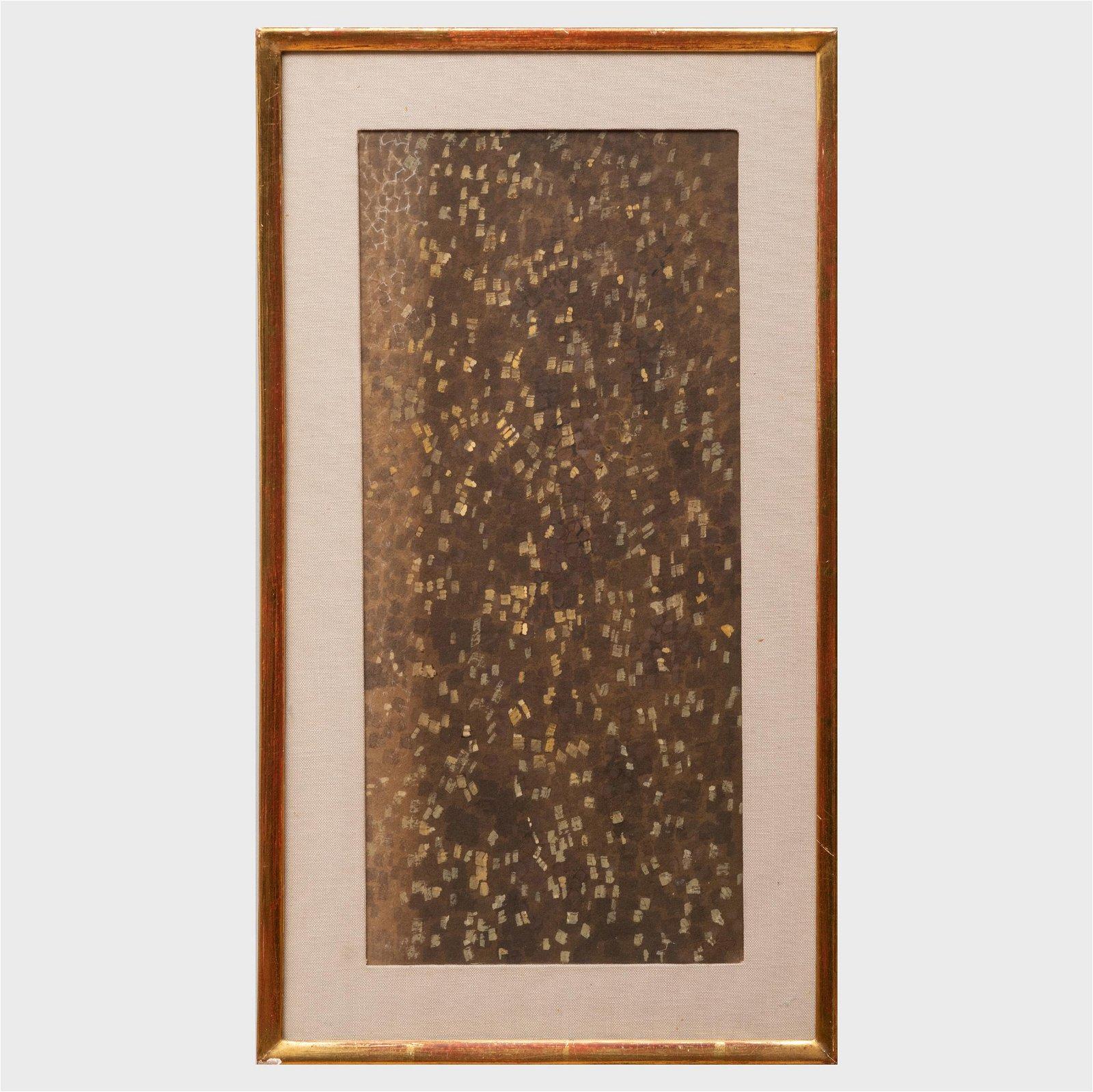 Mark Tobey (1890-1976): Lights