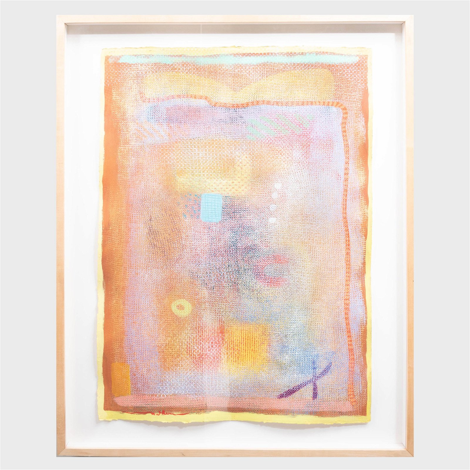 Robert Natkin (1930-2010): Untitled