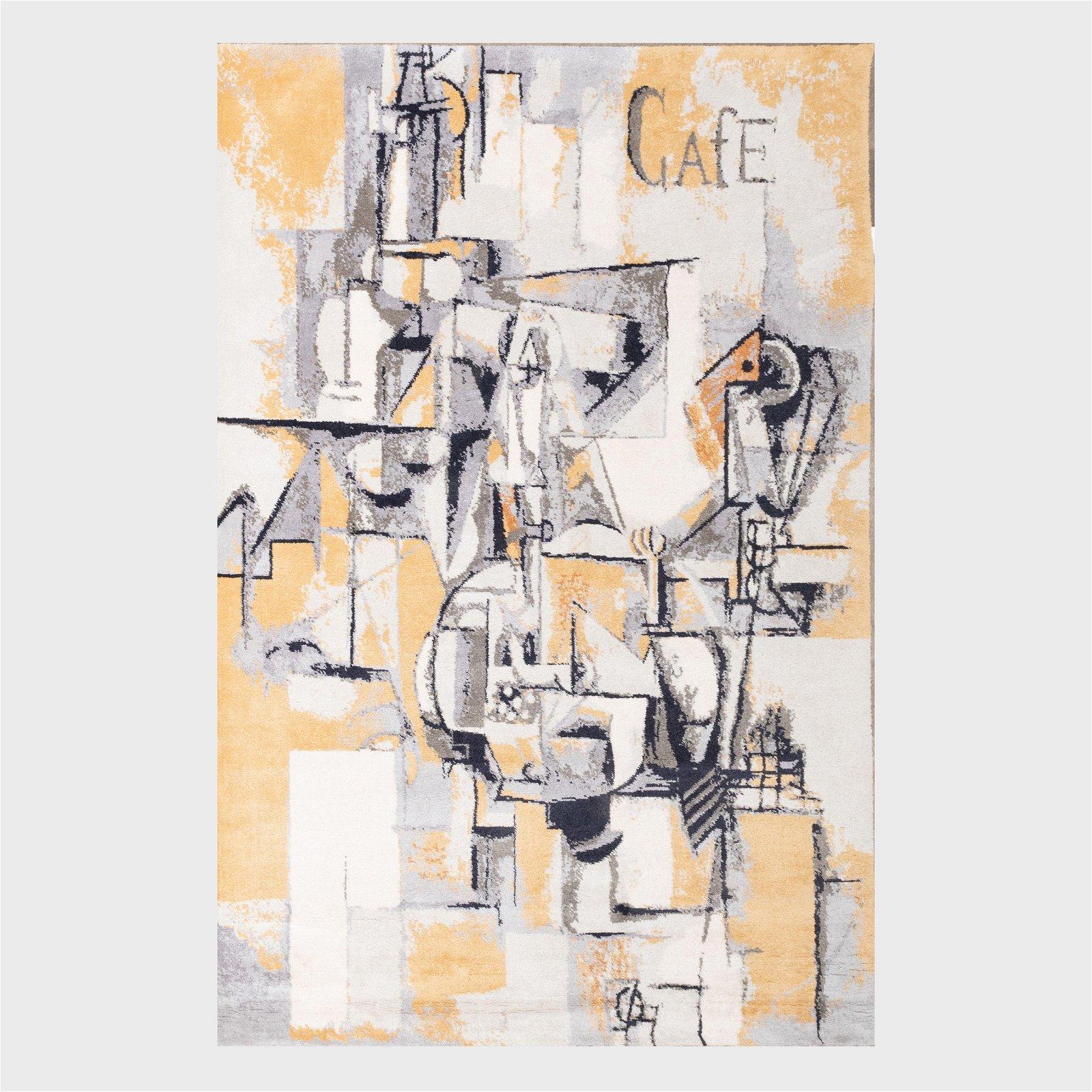 Desso Wool Carpet, After Pablo Picasso's 'La Paloma Con
