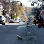 Frank Schreiner Aluminum 'Consumer Rest' Chair for