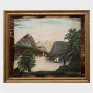 American School: River Landscape