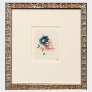 American School: Floral Bouquet