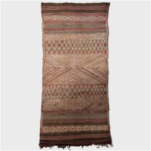 Moroccan Flatweave Rug