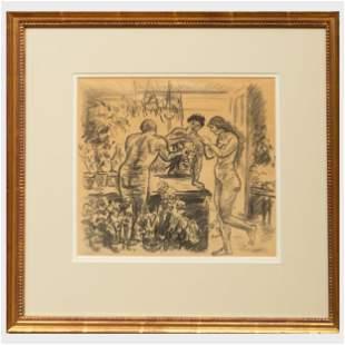 John Sloan (1871-1951): Florist