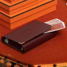 Les Musts de Cartie Leather Card Case