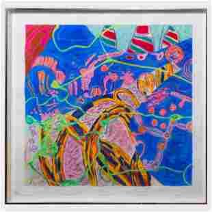 Nancy Graves (1940-1995): Untitled