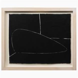 Jene Highstein (1942-2013): Black Whale