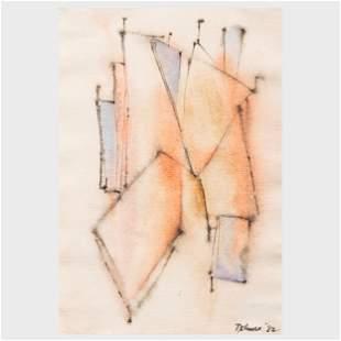 Dorothy Dehner (1901-1994): Untitled